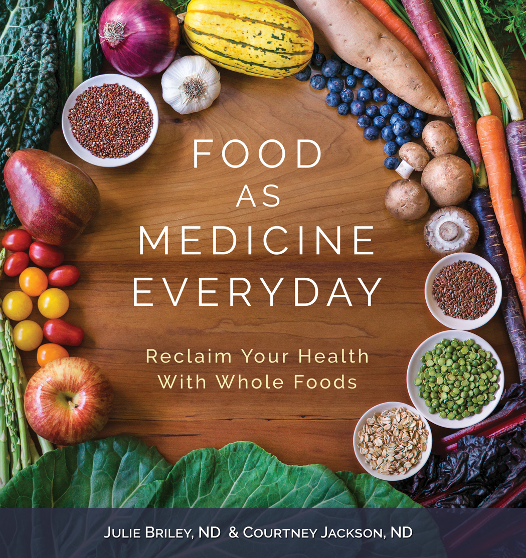 Food Book Cover Quest : The book food as medicine institute